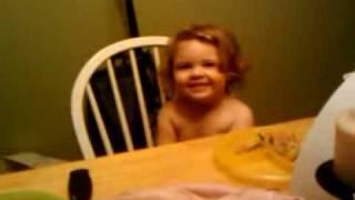 Anchorman eats cat poop