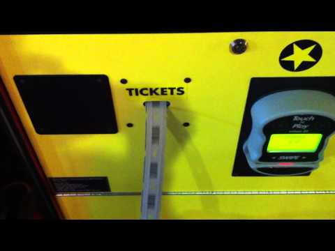 How to get LOADS of tickets at Arcades!