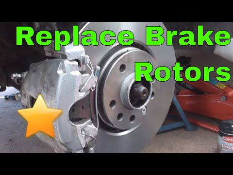 How to: Replace your Brake Rotors/ Discs and Pads