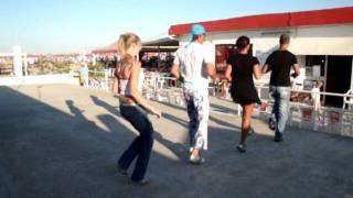 ballo di gruppo 2011 - Mister man -  Dj Berta - passi e ballo.wmv
