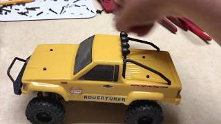 1/24 RGT Adventurer Mini Crawler Review