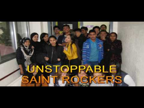Unstoppable Saint Rockers - We Think It's Possible (Karaoke edit)