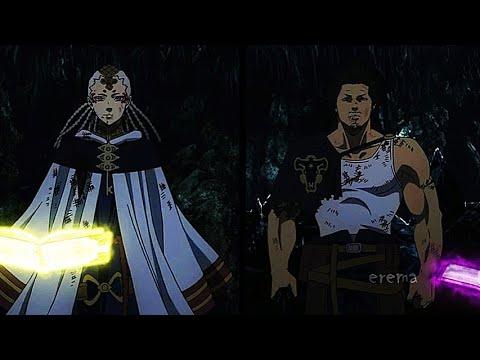 Ями Сукэхиро против Лихта / Черный клевер