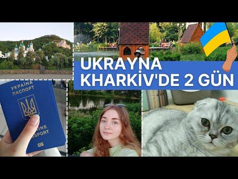 BEST CITY IN UKRAINE? | Student City KHARKIV or Capital KIEV, UKRAINE 🇺🇦
