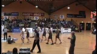 MAREE basketball v blue demons 2011 Men
