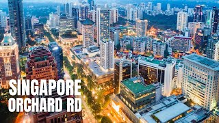 Orchard Road Singapore to Singapore Botanic Gardens Travel Guide【2019】/乌节路到新加坡植物园新加坡徒步旅行【2019】