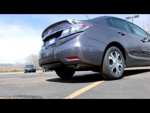 2015 Honda Civic Hybrid Trim Level Overview