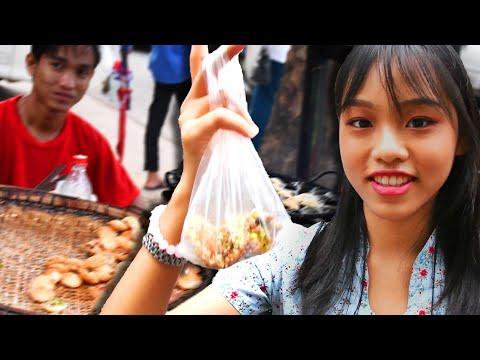 Top 5 Burmese Street Food Snacks