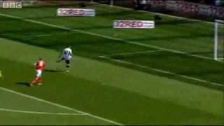 Shefki Kuqi v Barnsley | Miss of the Season 09-10?