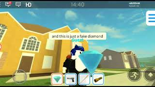 Roblox Guests Adventures| Part 1 Guest Finds Sunglasses 😎