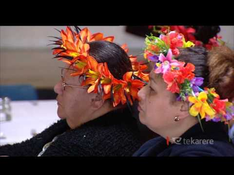 Waikato - Tainui sign commercial deal with Cook Islands