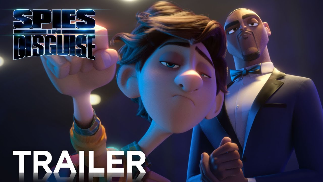 Spies in Disguise  | Officiell Trailer 3 | 20th Century FOX