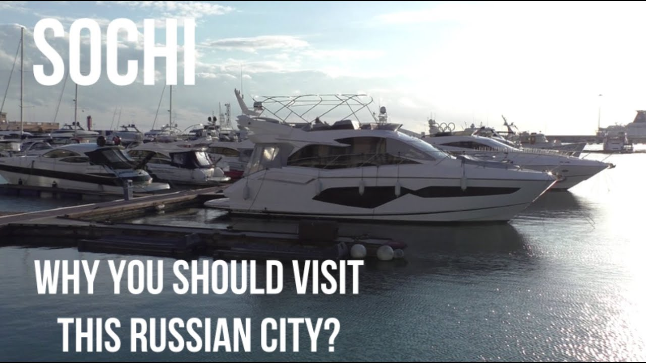 Sochi. Why should you visit this Russian city?