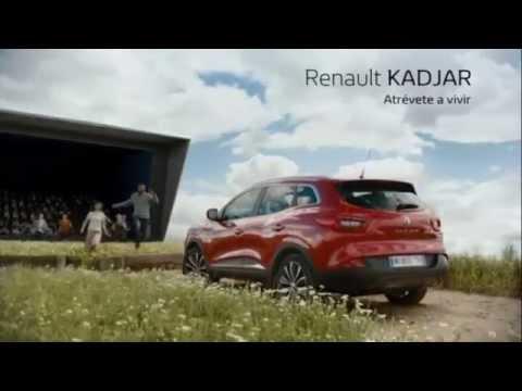 Canción Anuncio Renault Kadjar 2015