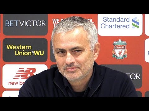 Jose Mourinho's Final Press Conference As Manchester United Manager After Liverpool Defeat Mp3