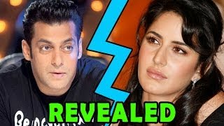 Revealed ! Why Did Salman Khan & Katrina Kaif Broke Up