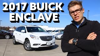 2017 Buick Enclave | Some things can't be quantified
