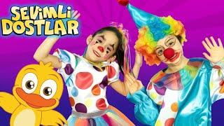 Sevimli Dostlar Bebek Şarkıları  Palyaço ❤️ Sizden gelenler 😊 Adisebaba Nursery Rhymes Kids Songs