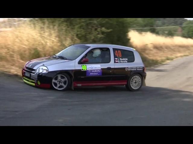 EPLcond Rally Agropa Pačejov 2015 | 40 | Jaroslav Roubíček - Milan Hovorka