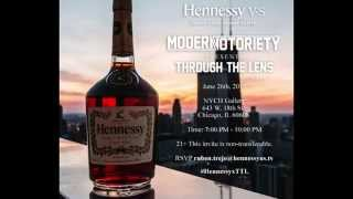 Never Stop Never Settle Hennessy event