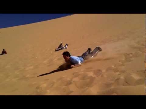 Sandboarding in El Huancar (HD) - Abra Pampa, Jujuy, Argentina - 3484 metres above sea level