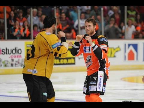 Sheffield Steelers 'History Of Fights' Volume Three 2009-2016