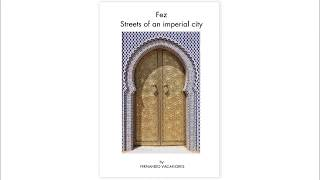 Fez, streets of an imperial city - Promo photo book