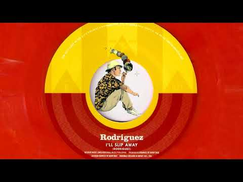 Rodriguez - I'll Slip Away [Light In The Attic] 1967 Psych Folk Rock 45