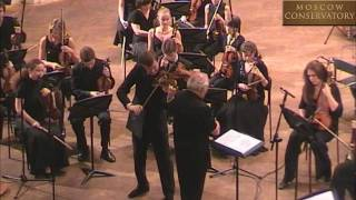 Jean Sibelius - Concerto for violin and orchestra, D minor, Op. 47, Part 1