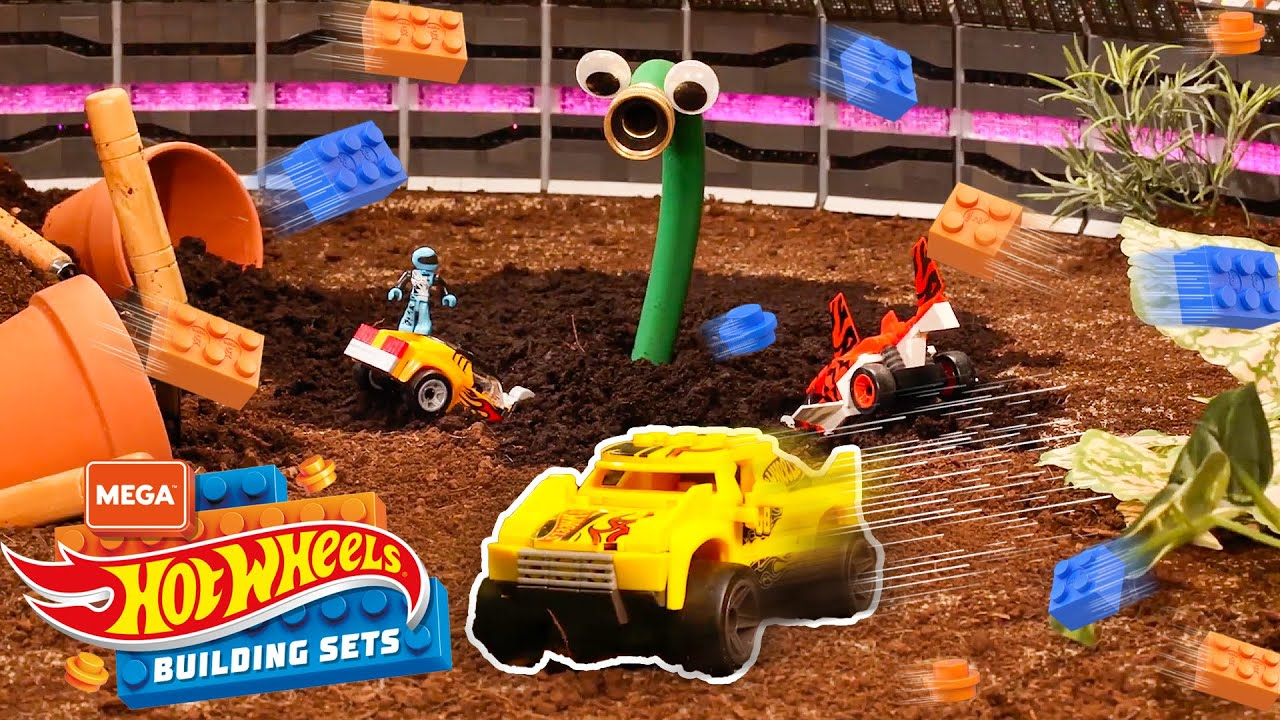 WILL CHASE MAKE IT BACK TO HOT WHEELS CITY?! 😱 | MEGADROME | @Hot Wheels