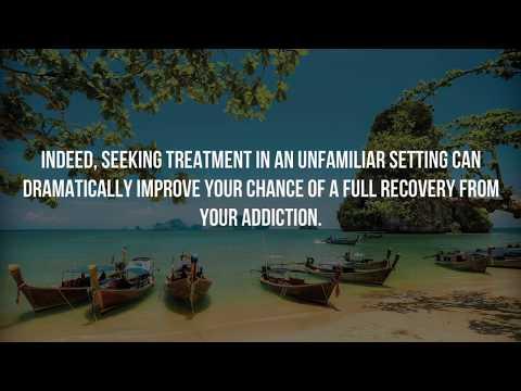 Advantages of holistic drug rehab in Thailand