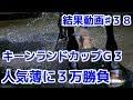 競馬で金をかせぐ♯38(結果)キーンランドカップG3人気薄3万円勝負