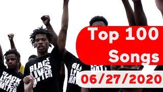 US Top 100 Songs Of The Week (June 27, 2020)