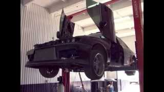Toyota Chaser Drag Чита!