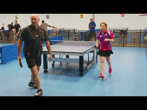 Olivier Mader (2197) vs Lady Ruano (2325) and Olivier Mader (2197) vs. Bo Wen Chen (2586)