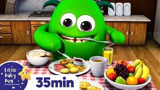 Im Hungry Monster Munch ! - Little Baby Bum | Plus More Nursery Rhymes and Baby Songs | Kids Songs