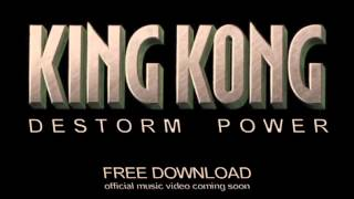 DeStorm - KING KONG (audio)