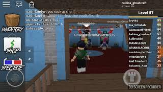Roblox-(murder mystery 2) a vih teve revanche haha