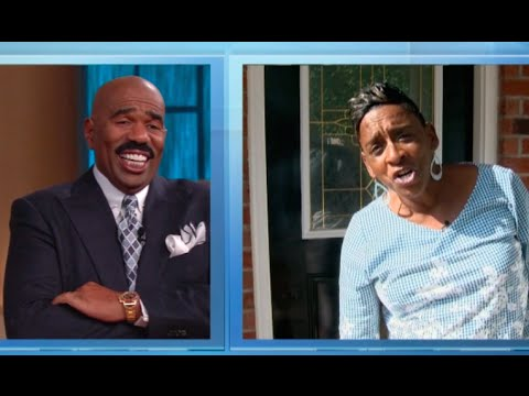 Download Auntie Fee: Make some memories up in this b****    STEVE HARVEY
