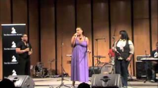 Prototype cover Jazmin Sullivan sung by Zuhura Blake