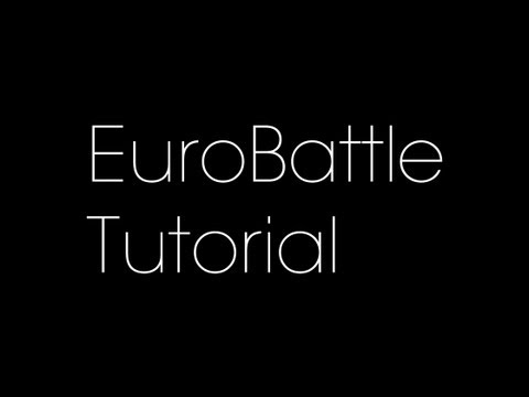 How To : Warcraft III BattleNet [EuroBattle]