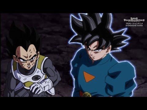 VIDEO: Ultra Instinct Goku vs Merged Zamasu; Super Dragon Ball Heroes Episode 10 Spoilers
