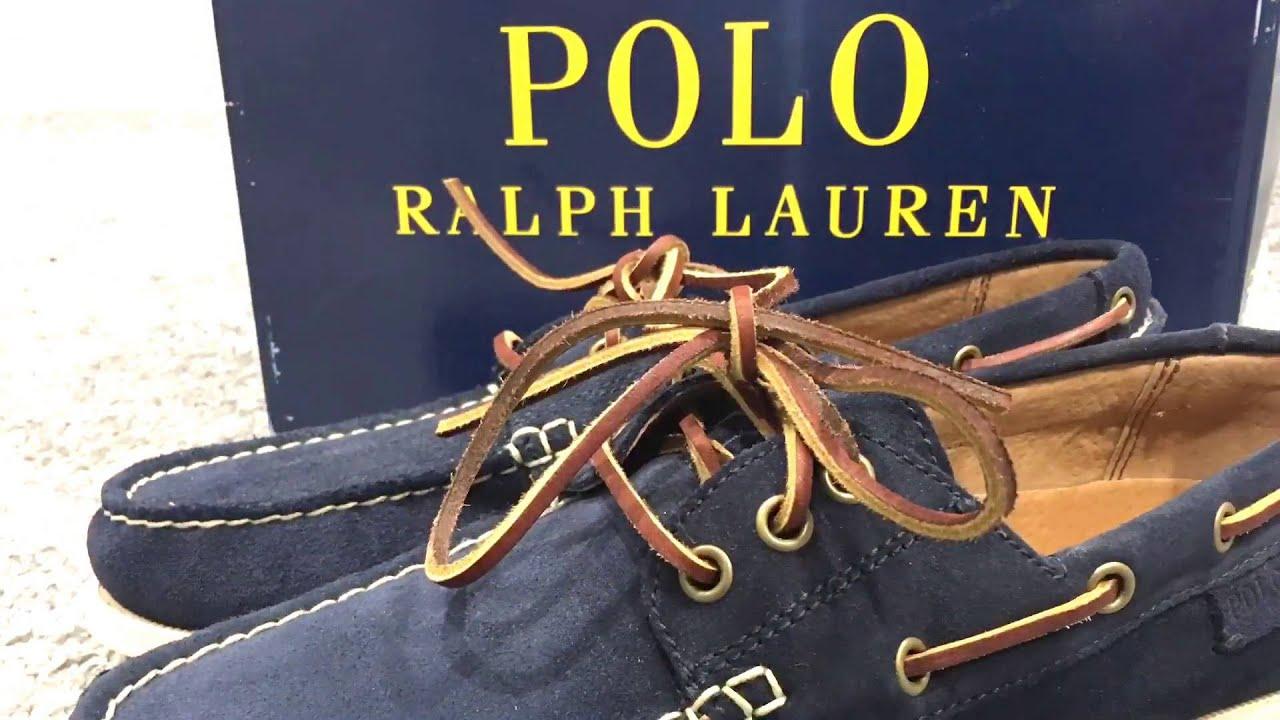 Polo Ralph Lauren Bienne II Deck shoes