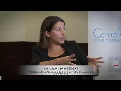 Coloquio sobre el empoderamiento de la mujer: Izanami Martínez (I)