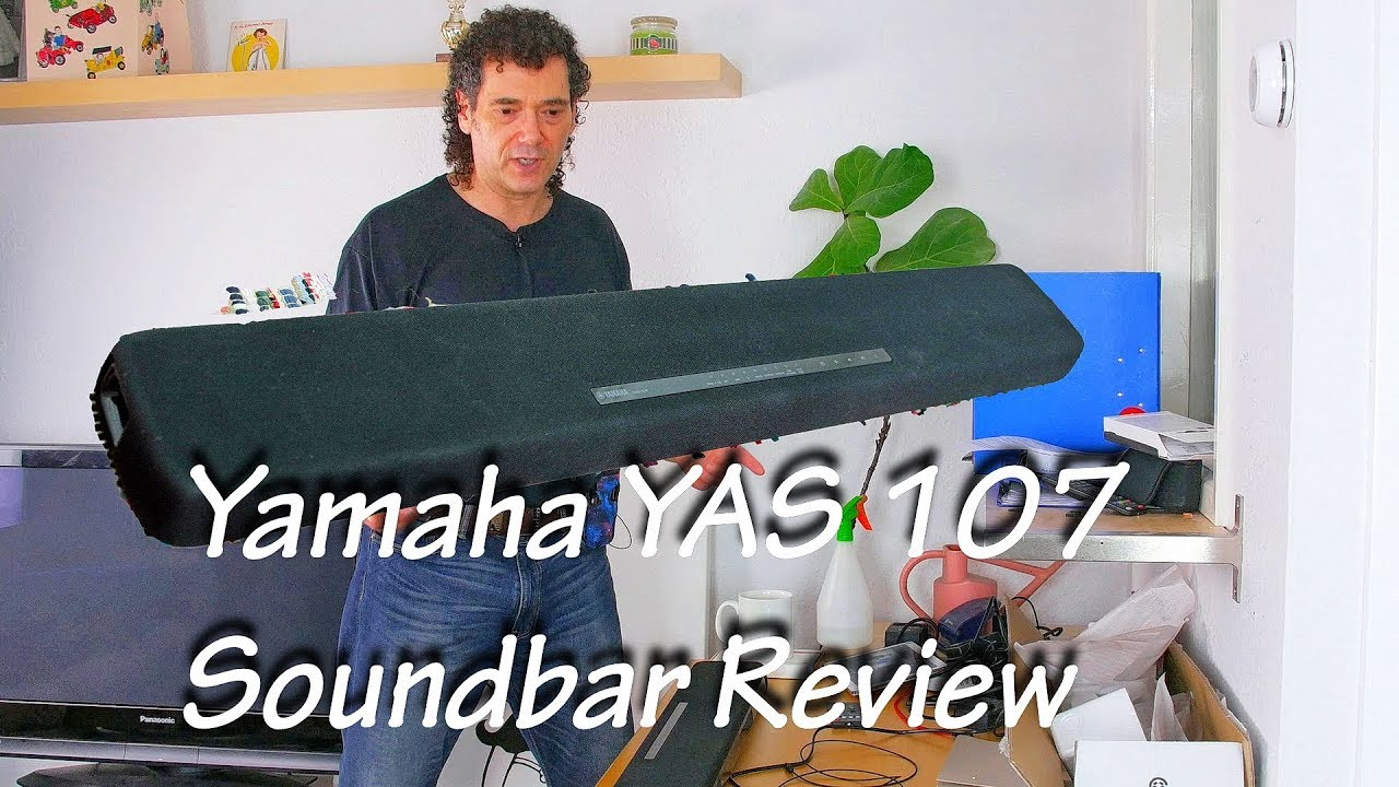 yamaha yas 107 soundbar review dts virtual x sound. Black Bedroom Furniture Sets. Home Design Ideas