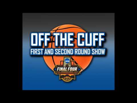 Off The Cuff Podcast-E153-First & Second Round Show (2017)