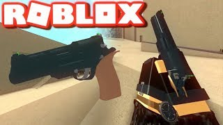 NUOVO REVOLVER FUTURISTICO & MAPPING HIGHWAY 2.0 in Phantom Forces 🔫 (Roblox)