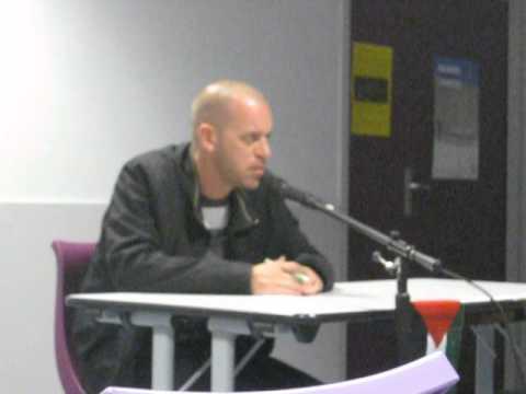 A Besançon, Salah HAMOURI Parle Des Prisonniers Palestiniens En Israël Et En Particulier Des Enfants