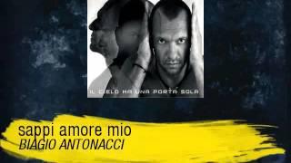 Biagio Antonacci, radio online con le canzoni piu