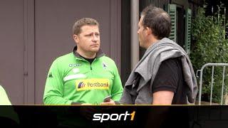 Max Eberl warnt vor Geldgier im Fußball | SPORT1 - DER TAG